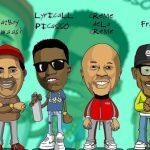 Lyrical Picasso Ft. Gwaash, Frasha – Short & Brief (Audio + Video)
