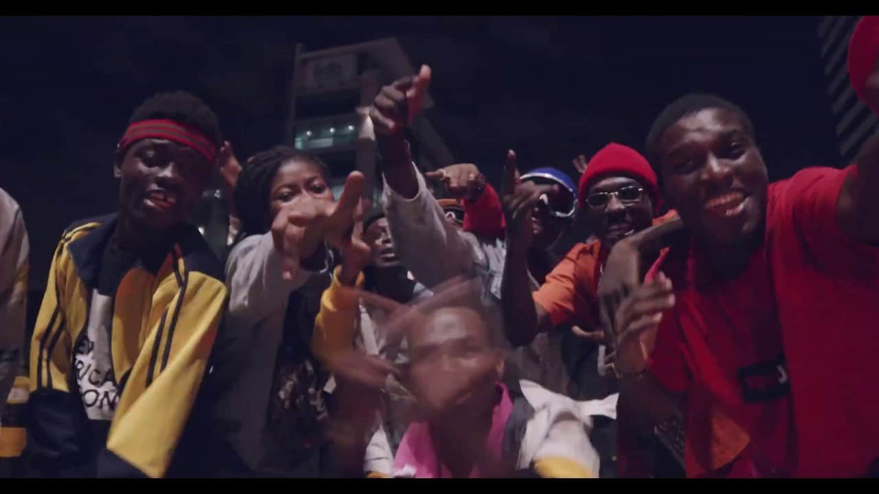 VIDEO: Fuse ODG - Ft. Article Wan & Quamina MP - Serious Mp4 Download