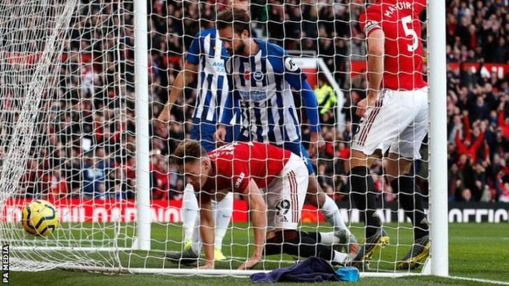 VIDEO: Manchester United vs Brighton 3-1 EPL 2019 Goals Highlight Mp4 3Gp HD Video Download