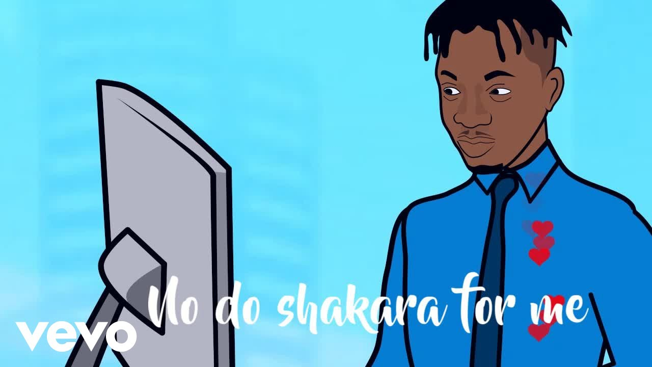 VIDEO: Young Jonn - Mama Yo (Visualizer)