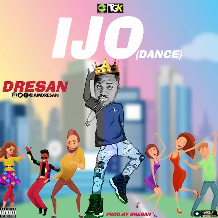 Dresan - Ijo (Dance)