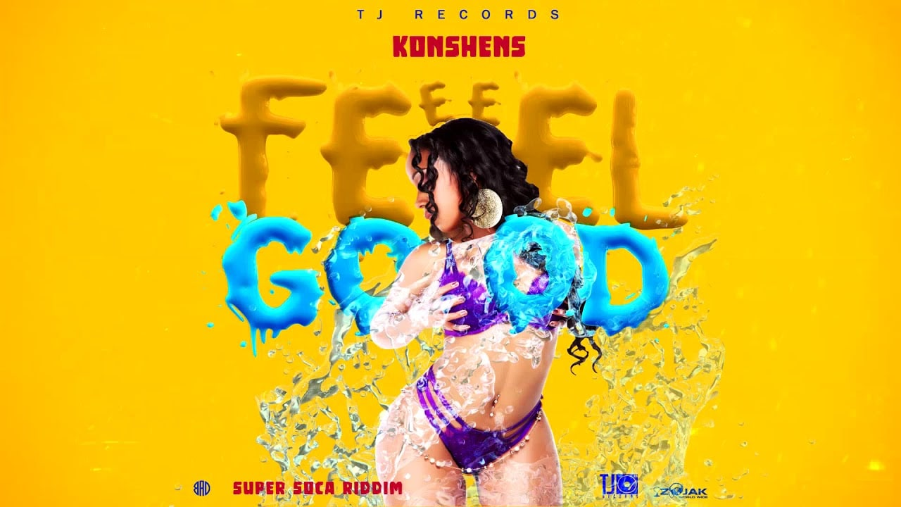 Konshens - Feel Good Mp3 Audio Download