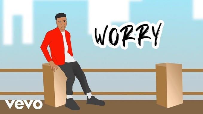 Lyta - Worry (Visualizer)