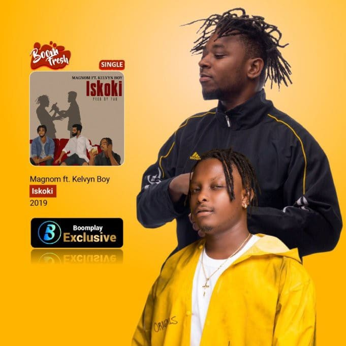 Magnom Ft. Kelvyn Boy - Iskoki Mp3 Audio Download