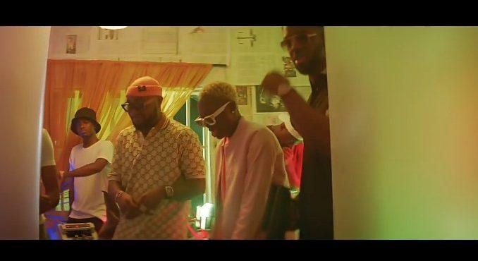 VIDEO: Darkoo - Gangsta (Remix) Ft. Davido, Tion Wayne, SL Mp4 Download