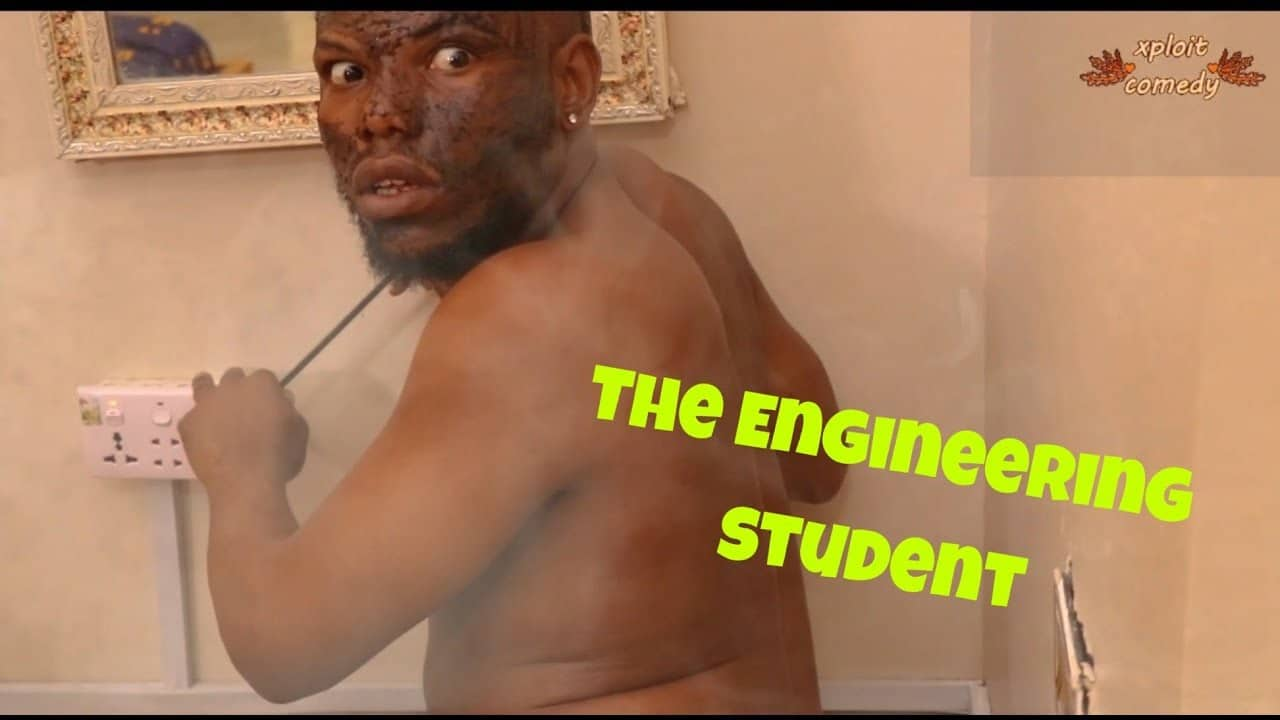 VIDEO: Xploit Comedy - The Electrical Engineer Mp4 Download