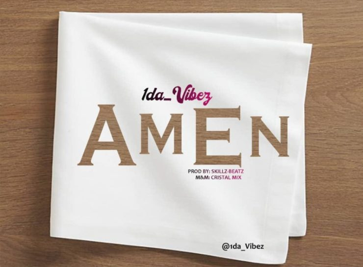 1da Vibez - Amen Mp3 Audio Download