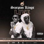 ALBUM: Kabza De Small x DJ Maphorisa – Scorpion Kings Live at Sun Arena 11 April