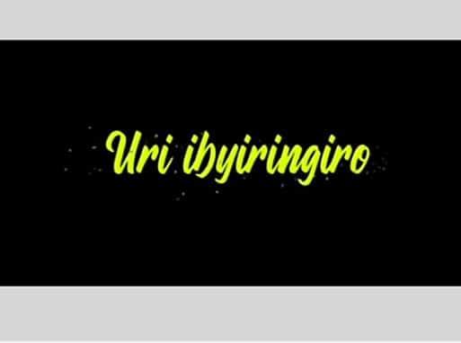 The Ben Ft. Fabien - Uri Ibyiringiro Mp3 Audio Download