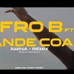 Afro B Ft. Wande Coal, Team Salut – Amina Remix [Audio + Video]