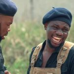 COMEDY VIDEO: Broda Shaggi Fights Eniola Badmus