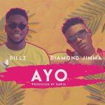 Dillz Ft. Diamond Jimma – Ayo (Prod. by Dawie)