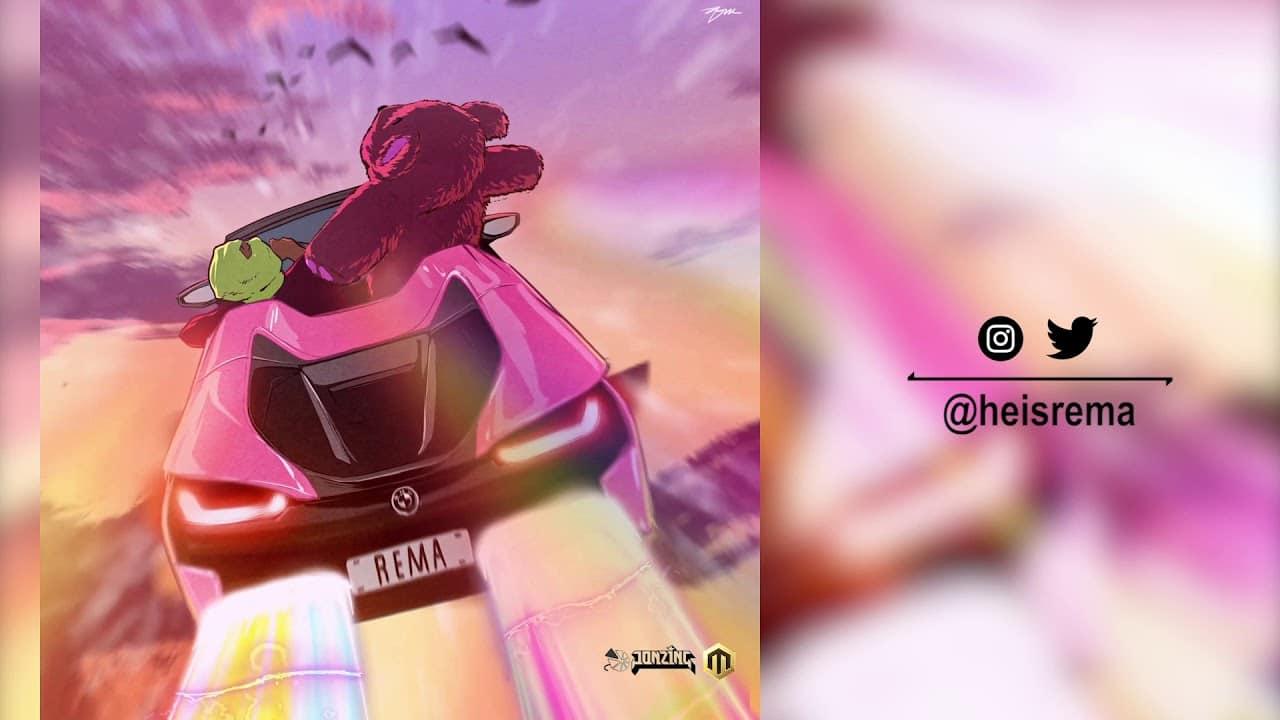 Rema - Rainbow Mp3 Audio Download