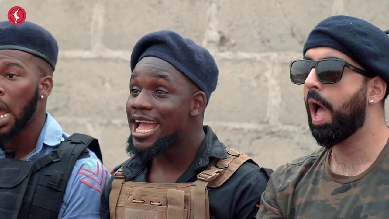 VIDEO: Broda Shaggi Shoots A Herbalist (Comedy) Mp4 Download