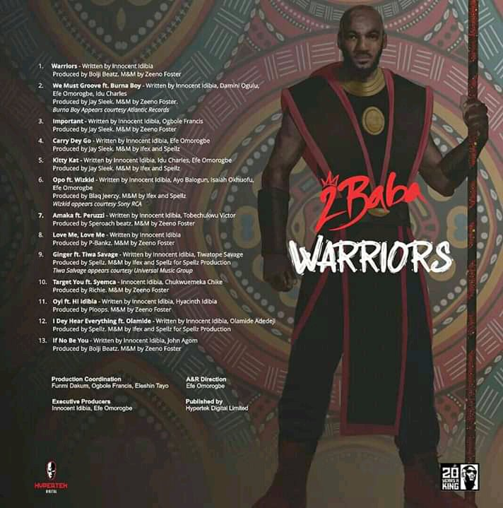 2Baba - Target You Ft. Syemca Mp3 Audio Download