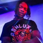 Watch the Moment Naira Marley was Seen Having Fun With The New WBC Winner, Tyson Fury (Video)