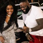 Meets Rick Ross 18 Years Old Daughter, Toie (PHOTOS)