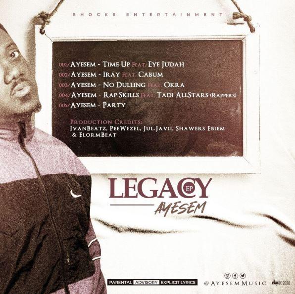 Ayesem - Rap Skills Ft. Tadi All Stars (Rappers) Mp3 Audio Download
