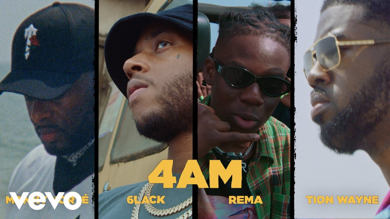 Love Renaissance - 4AM Ft. Manny Norté, 6LACK, Rema, Tion Wayne (Audio + Video) Mp3 Mp4 Download