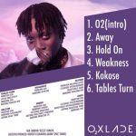 Oxlade – Oxygen EP (Full Album)