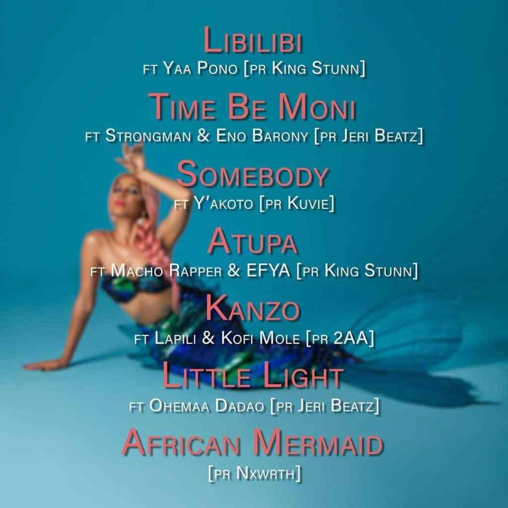 Sister Deborah - The African Mermaid EP (Full Album) Mp3 Zip Fast Download Free Audio Complete