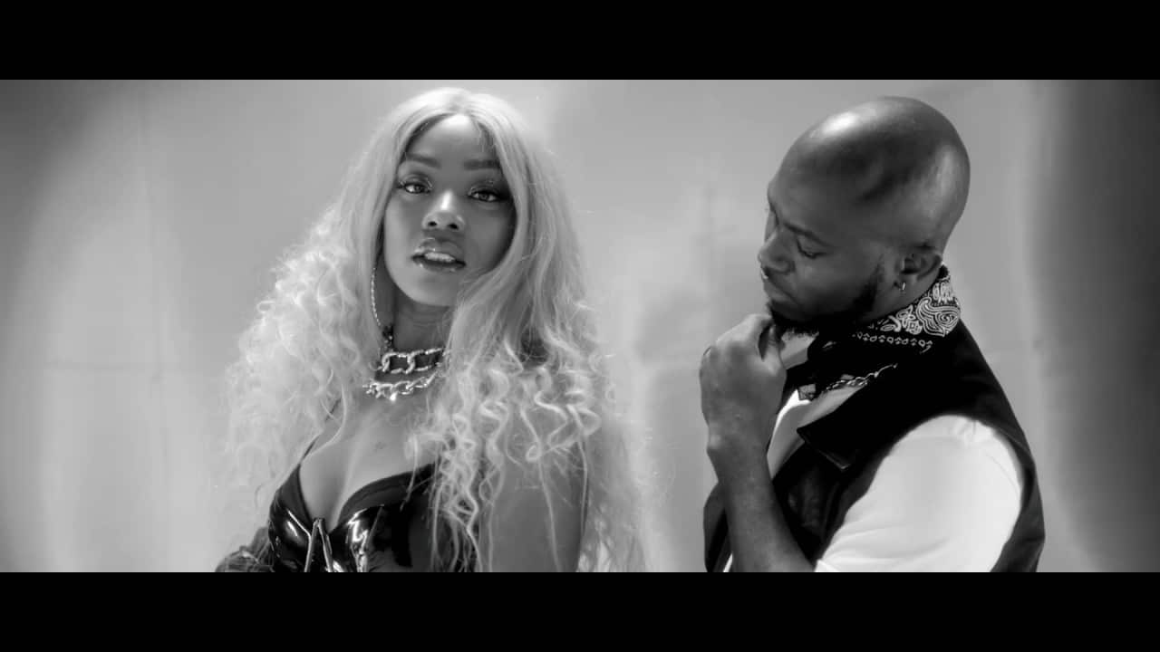 VIDEO: I Am Aisha x King Promise - Lowkey Mp4 Download
