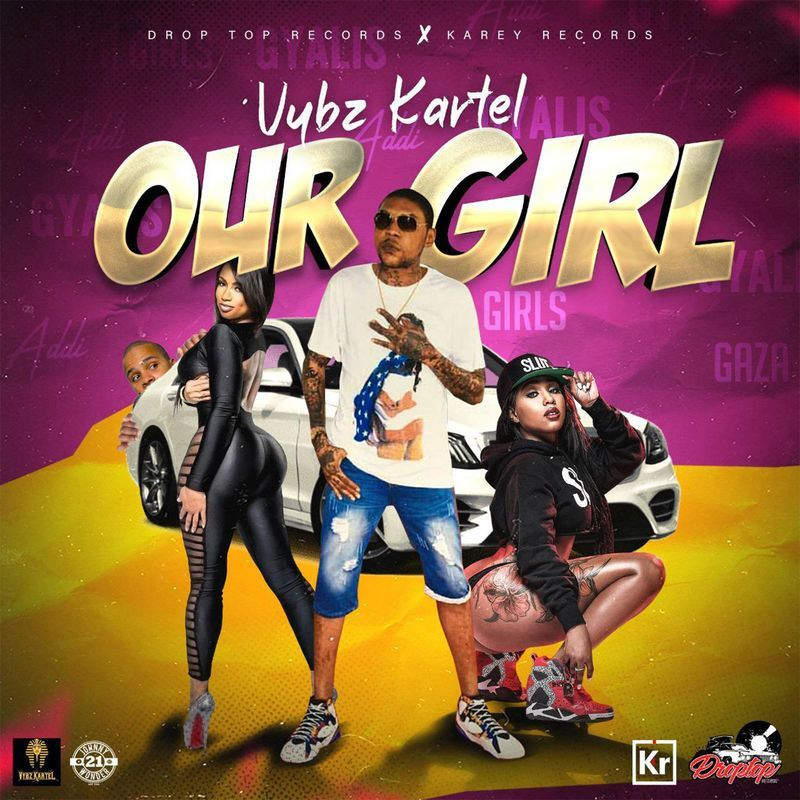 Vybz Kartel - Our Girl Mp3 Audio Download