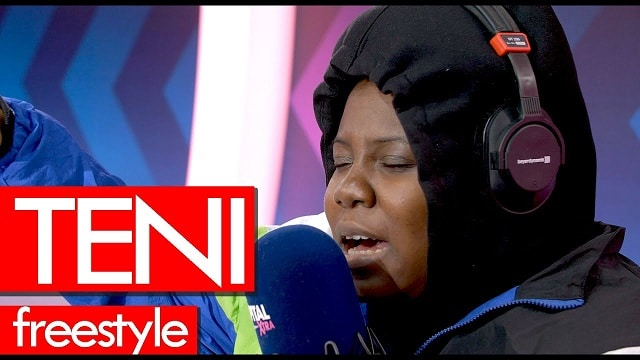 Watch Teni Freestyle On Tim Westwood Crib Session (Video) Mp4 Download