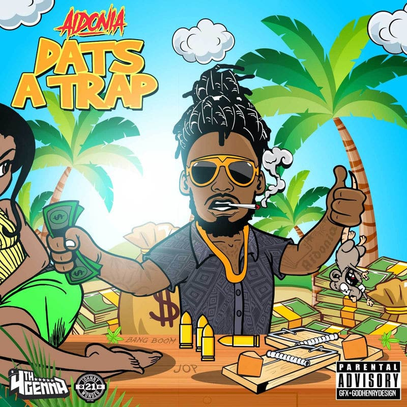 Aidonia - Clean & Trendy Mp3 Audio Download