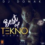 DJ Donak – Best Of Tekno 2020 Mix (Mixtape)