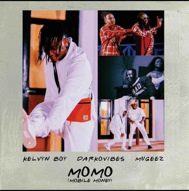 Kelvyn Boy MoMo Mobile Money Ft Darkovibes Mugeez Mp3 Audio Download