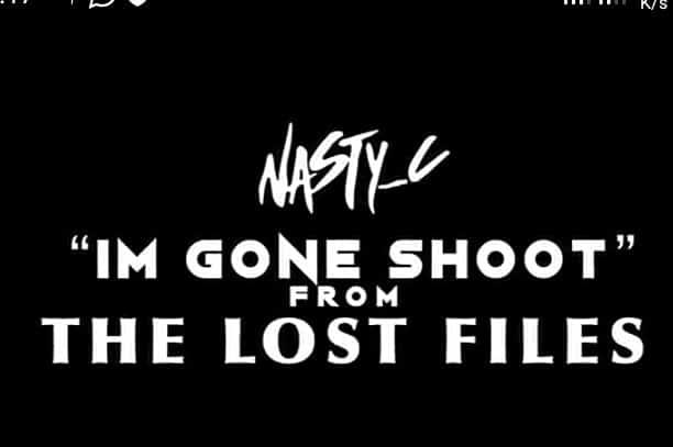 Nasty C Im Gone Shoot Mp3 Audio Download