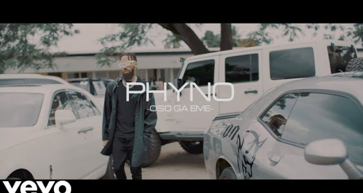 VIDEO: Phyno - Oso Ga Eme Mp4 Download