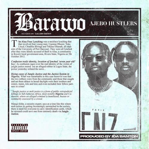 Ajebo Hustlers - Barawo Mp3