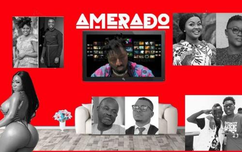 Amerado - Yeete Nsem (Episode 1) Mp3 Audio Download