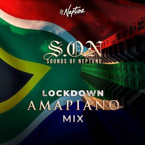 DJ Neptune - Sounds Of Neptune (Lockdown Amapiano Mix) Mp3 Audio Download