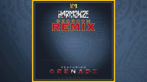 Harmonize Ft. Grenade - Bedroom (Remix) Mp3