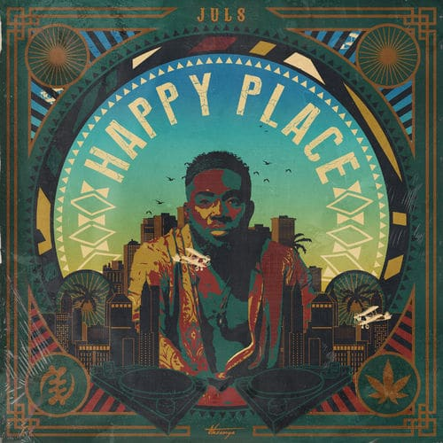 Juls - Happy Place (EP) Mp3 Zip Fast Download Free Audio Complete Full Album