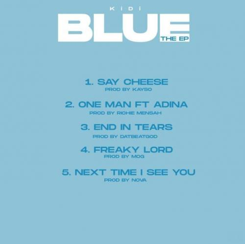 KiDi - Blue (FULL EP) Mp3 Zip Fast Download Free Audio Complete album