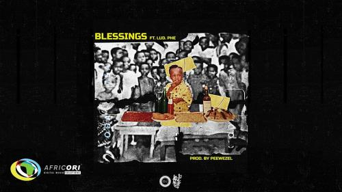 Ko-Jo Cue - Blessings Ft. Lud Phe Mp3 Audio Download
