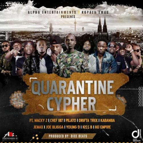 Alpha Entertainment X Kopala Swag - Quarantine Cypher Mp3 Audio Download