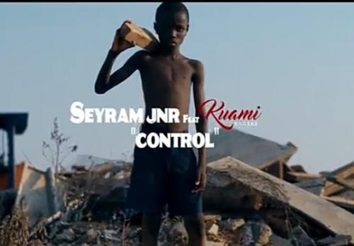 Seyram Jnr -  Control Ft. Kuami Eugene (Audio + Video) Mp3 Mp4
