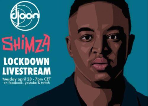 Shimza - Djoon Lockdown Livestream Mix 2020 Mp3 Audio Download
