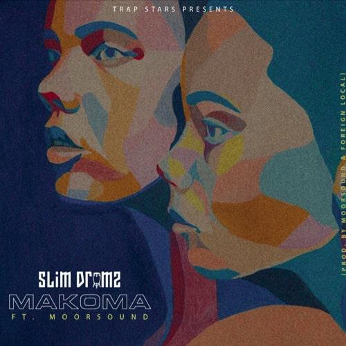 Slim Drumz - Makoma Ft. Moor Sound Mp3