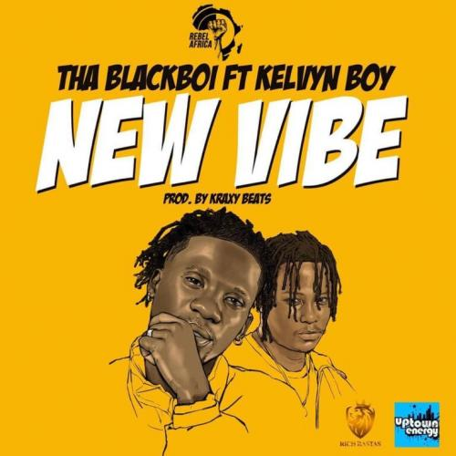 Tha Blackboi - New Vibe Ft. Kelvyn Boy Mp3