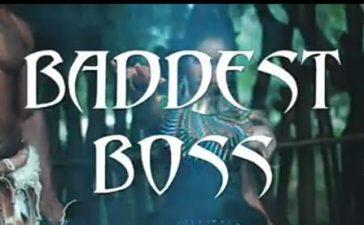 VIDEO: MzVee Ft. Mugeez - Baddest Boss Mp4 Download
