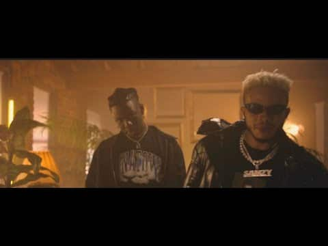 VIDEO: Samzy Ft. Rema - Red Dots Mp4 Download