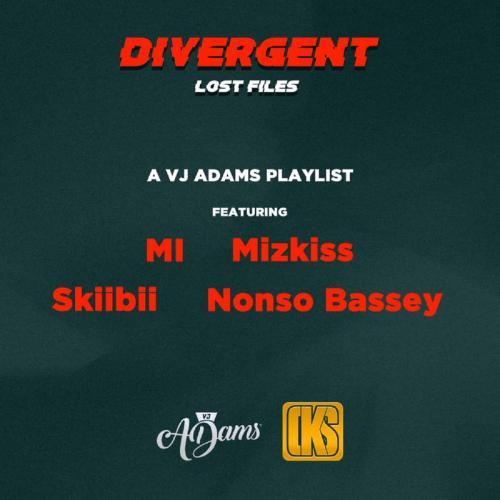 VJ Adams - Divergent EP (Lost Files) Mp3 Zip Fast Download Free Audio Complete Album
