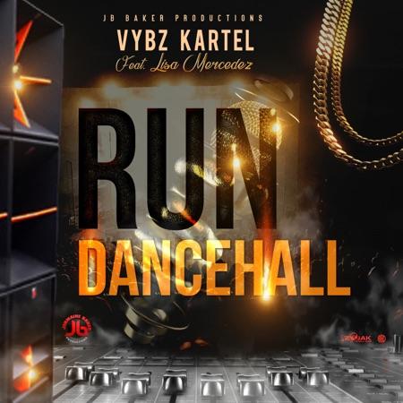 Vybz Kartel - Run Dancehall Ft. Lisa Mercedez Mp3
