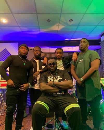 Alternate Sound Ft. DJ Big N - AfroBeat Jam Session 2020 Mix Mp3 Audio Download